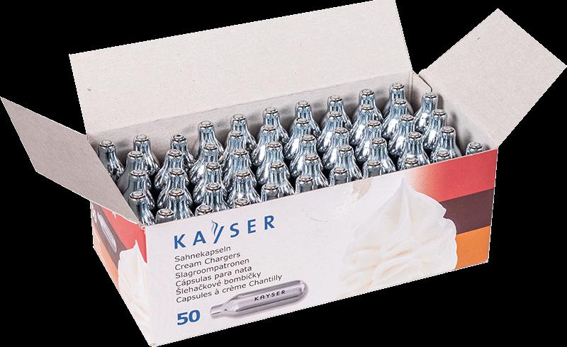 Kayser kväveoxidpiskladdare